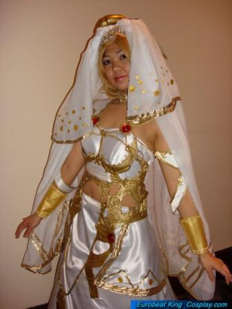 Ashe / Ashelia B nargin Dalmasca from Final Fantasy XII worn by CosPinay