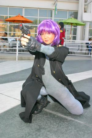 Motoko Kusanagi from Ghost in the Shell worn by CosPinay