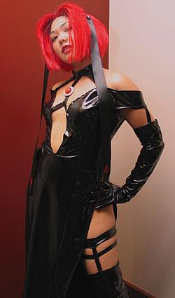 Rayne from BloodRayne worn by CosPinay