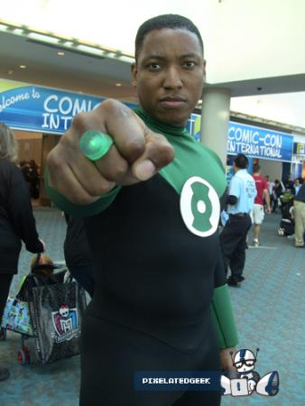 John Stewart from Green Lantern