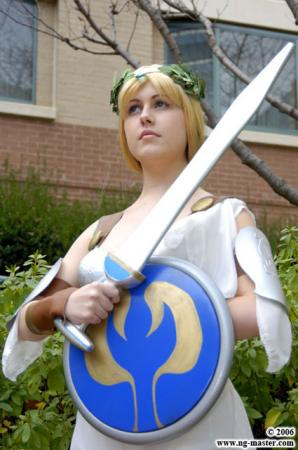 Sophitia Alexandra from Soul Calibur 3 worn by klytaemnestra