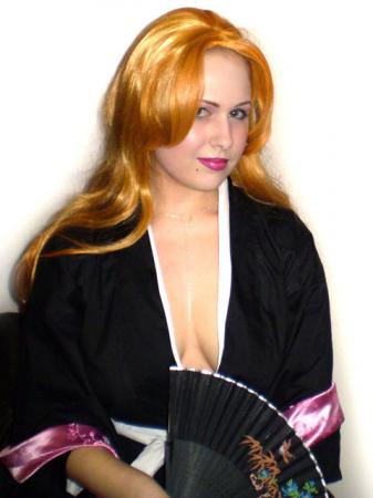 Rangiku Matsumoto from Bleach worn by klytaemnestra