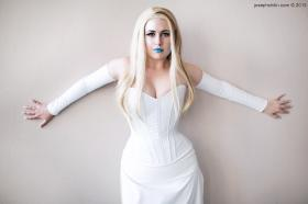 Emma Frost from X-Men worn by klytaemnestra