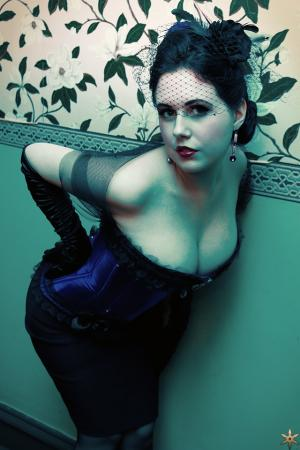 Dita von Teese from Original Design worn by klytaemnestra