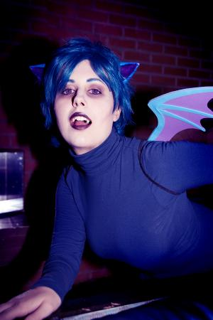 Zubat from Pokemon (Worn by klytaemnestra)