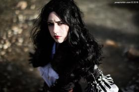 Yennefer from The Witcher Series