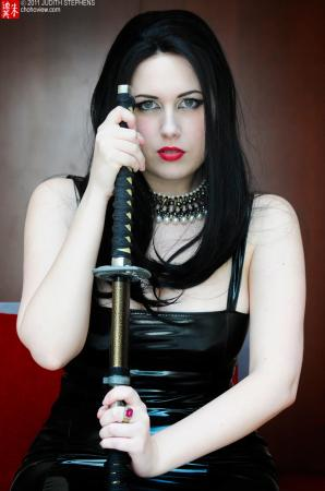 Talia al Ghul from Batman worn by klytaemnestra