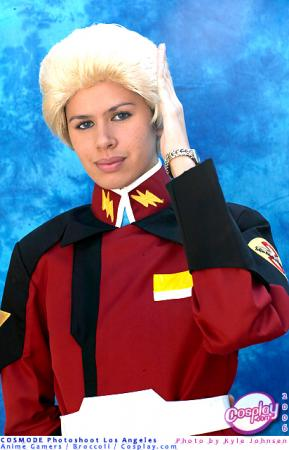 Deakka from Mobile Suit Gundam Seed worn by + unlock +