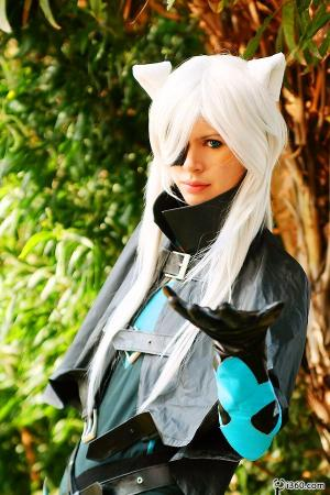 Rai from Lamento -Beyond the Void- worn by + unlock +