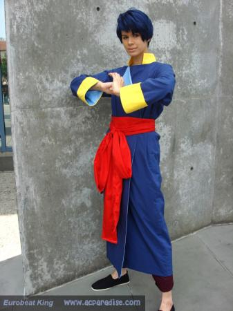 Tamahome from Fushigi Yuugi worn by + unlock +