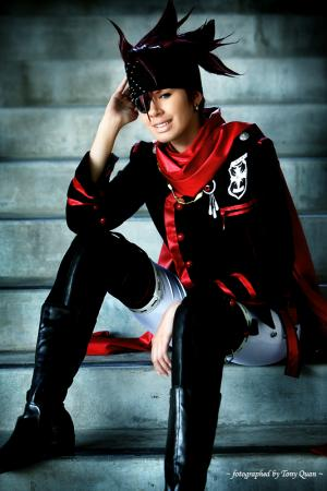 Lavi from D. Gray-Man worn by + unlock +