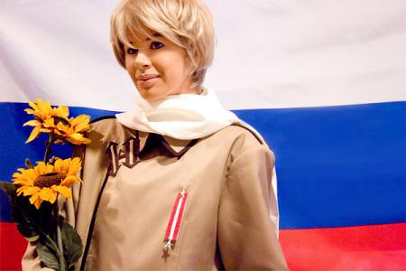 Russia / Ivan Braginski from Axis Powers Hetalia worn by + unlock +