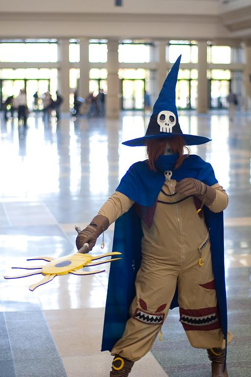 Wizardmon Cosplay Character  wizardmonWizardmon Cosplay