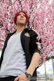 Rin Matsuoka from Free! - Iwatobi Swim Club by Cat-Shark
