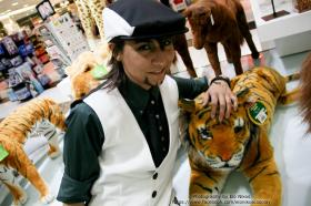 Kotetsu T. Kaburagi / Wild Tiger from Tiger and Bunny by Cat-Shark
