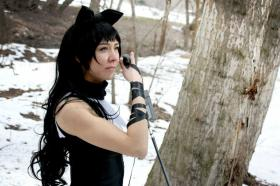 Blake Belladonna from RWBY worn by 4rt3m15