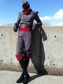 Equalist from Legend of Korra, The worn by 4rt3m15