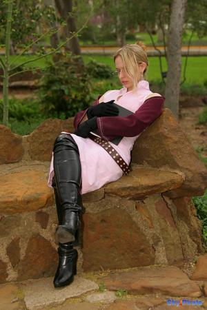 Quistis Trepe from Final Fantasy VIII worn by AerithReborn