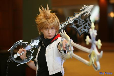 Roxas from Kingdom Hearts 2 worn by AerithReborn