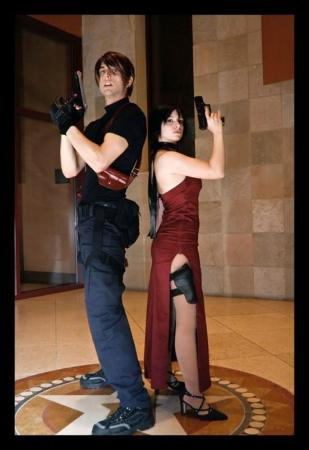 Ada Wong from Resident Evil 4 worn by AerithReborn