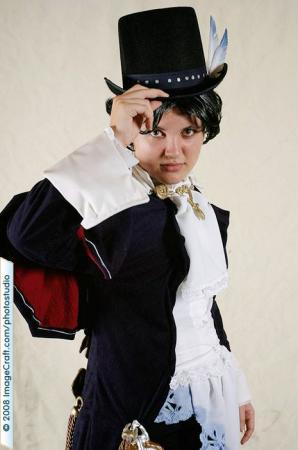 Fr�d�ric Fran�ois Chopin from Eternal Sonata worn by Lee-Buddy