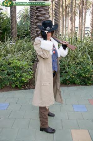 Irvine Kinneas from Final Fantasy VIII worn by Anele