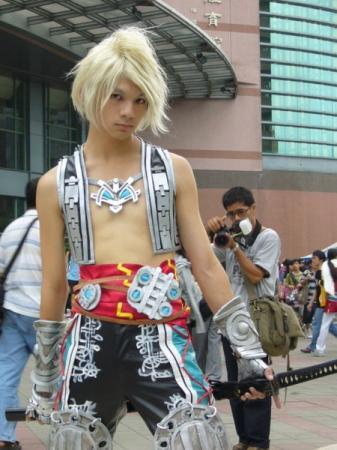 Vaan from Final Fantasy XII