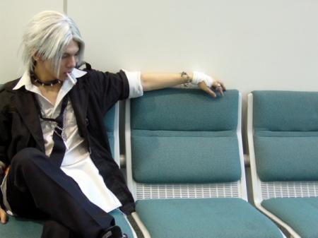 Hayato Gokudera from Katekyo Hitman Reborn!