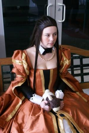 Sophia Forrester from Last Exile worn by Spika