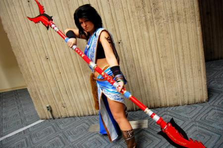 Oerba Yun Fang from Final Fantasy XIII worn by mo721