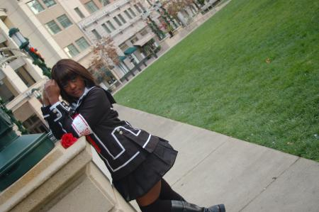 Yūki Cross from Vampire Knight