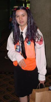 Ruri Hoshino from Martian Successor Nadesico