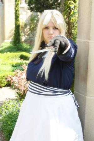 Belarus / Natalya (Natasha) Alfroskaya from Axis Powers Hetalia worn by mina-TiA