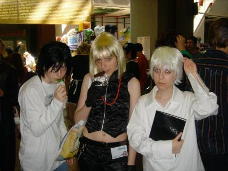 Near from Death Note
