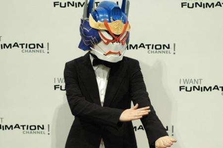 Ivan Karelin / Origami Cyclone from Tiger and Bunny