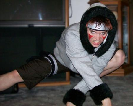 Kiba Inuzuka from Naruto worn by Adnarimification