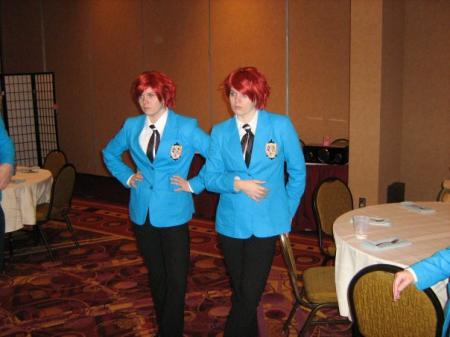 Hikaru Hitachiin from Ouran High School Host Club worn by Adnarimification
