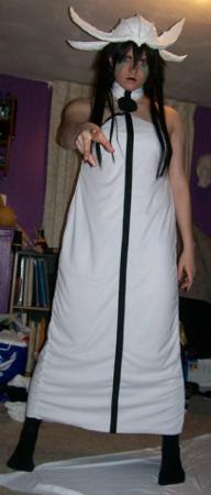 Ulquiorra Schiffer from Bleach worn by Adnarim