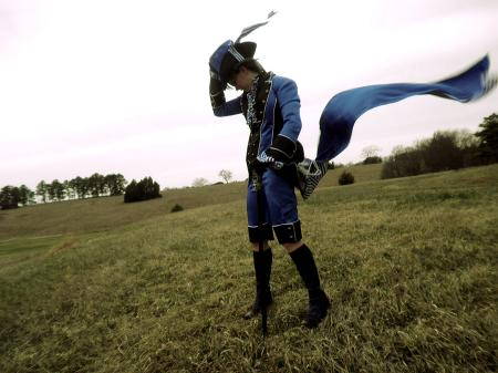 Ciel Phantomhive from Black Butler worn by Adnarimification