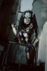 Predator from Predator worn by Adnarimification