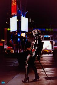 Raiden from Metal Gear Rising: Revengeance worn by Adnarimification