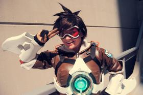 Tracer from Overwatch by Adnarimification