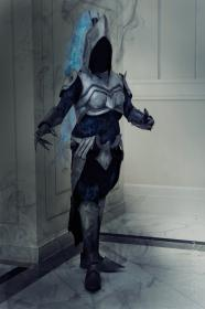 Death Maiden from Diablo III worn by Adnarimification