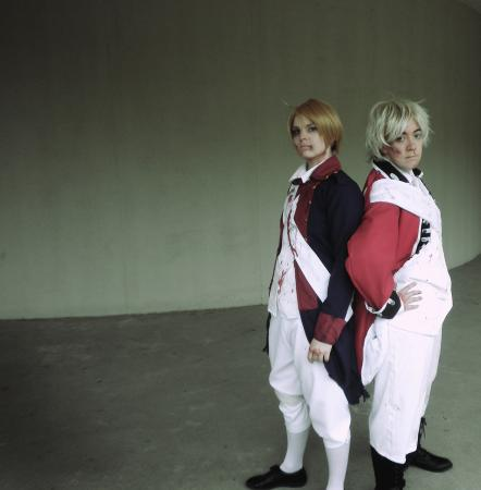 America / Alfred F. Jones from Axis Powers Hetalia worn by Adnarimification