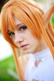 Asuna from Sword Art Online worn by P0kyu