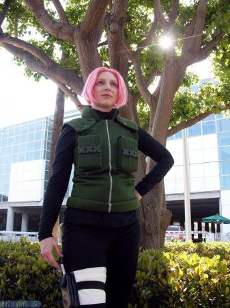 Sakura Haruno from Naruto Shipp&#363;den