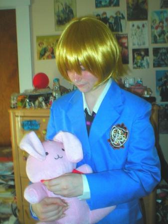 Mitsukuni Haninozuka / Honey from Ouran High School Host Club worn by Mikuru Chan