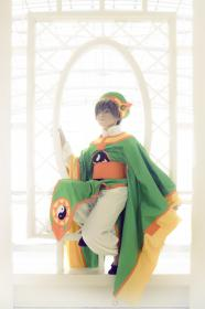 Syaoran Li from Card Captor Sakura worn by Vikki