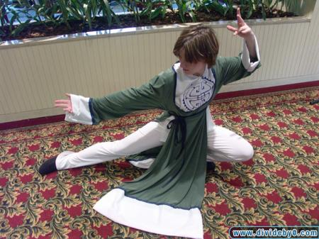 Syaoran from Tsubasa: Reservoir Chronicle worn by Vikki