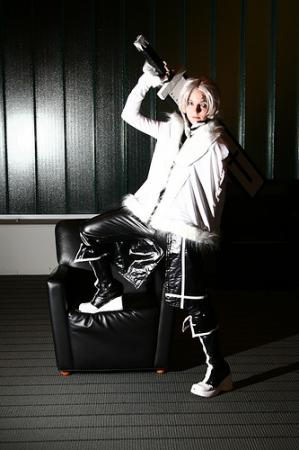 Allen Walker from D. Gray-Man